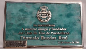 PLACA IN MEMORIAM