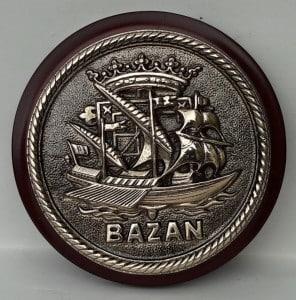 METOPA BRONCE BAZAN