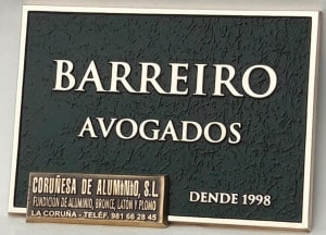 PLACA DESPACHO