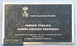 CONCELLO DE TOURO - INAUGURACION